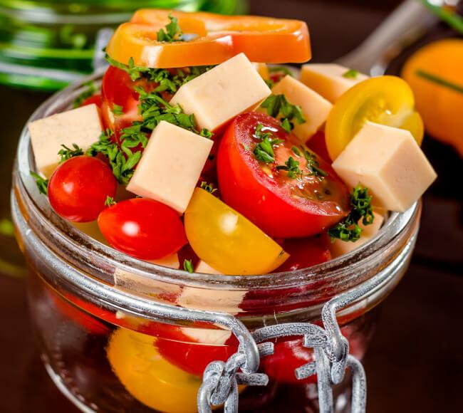 Food service - Vegetarian & vegan cold cuts
