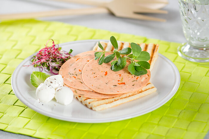 Veggi Deli Mixed Garden slices
