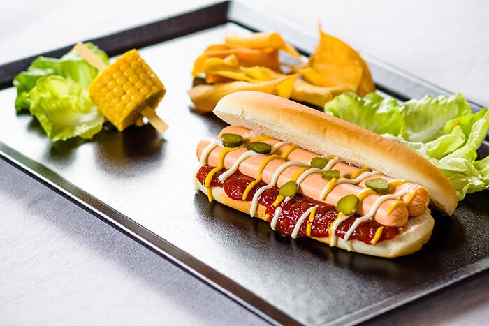 Veggi Deli VeggiTasty sausages