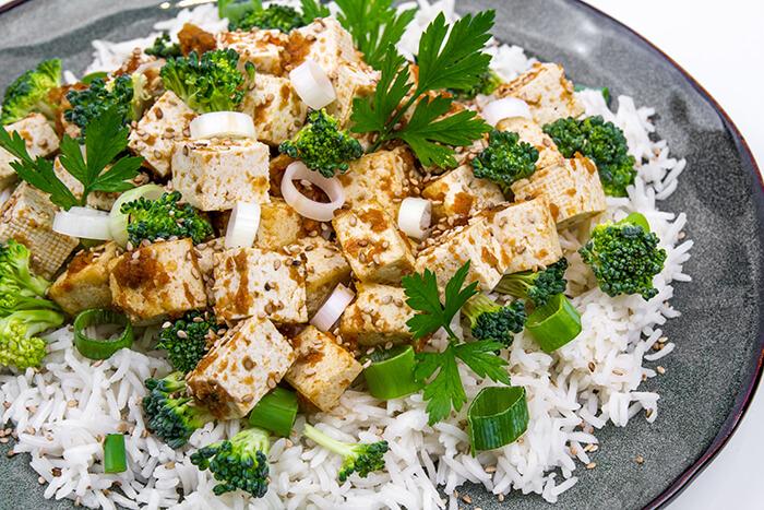 Vegan Deli Tofu