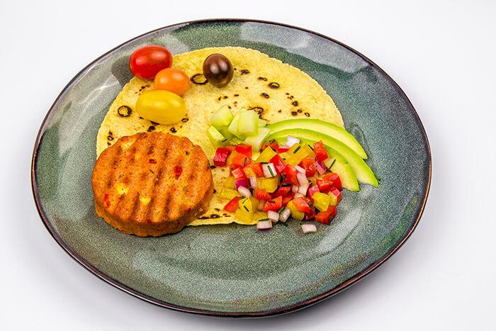 Veggi Deli Quinoa pattie Mexican